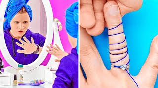 Quick and Easy FIXES || Brilliant Life-Saving Hacks For Any Occasion