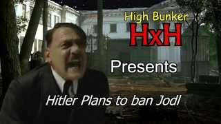 Hitler Plans to Ban Jodl
