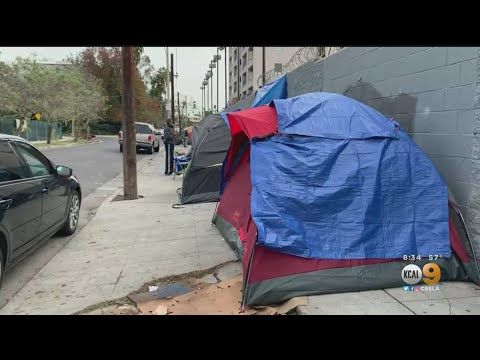 Is Sleeping On The Sidewalk A Constitutional Right? Homeless Crisis Reaches Supreme Court