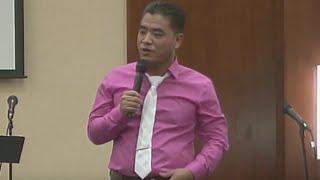 [KIIM] Sermon From Sia Ck Khai @ LUNGDAM KOHNA KHAWMPI (Nov 7-Sat, 2015)