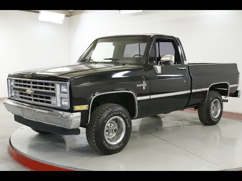 1985 Chevrolet Silverado (CC-1275482) for sale in Denver , Colorado