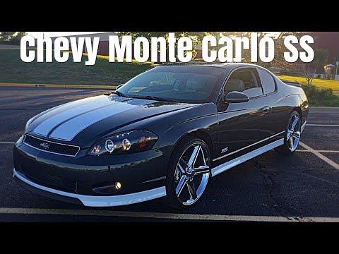 2007 Chevy Monte Carlo SS On 22's Irocs Walk Around