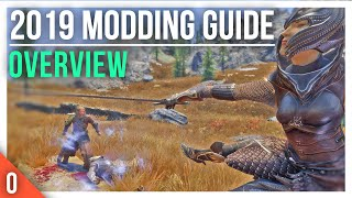 Want to Mod Skyrim? Start Here | 2019 Special Edition Modding Guide Overview
