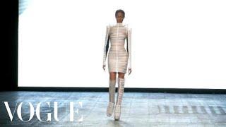 Fashion Show - Gareth Pugh: Spring 2012 Ready-to-Wear