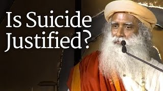 Is Suicide Justified