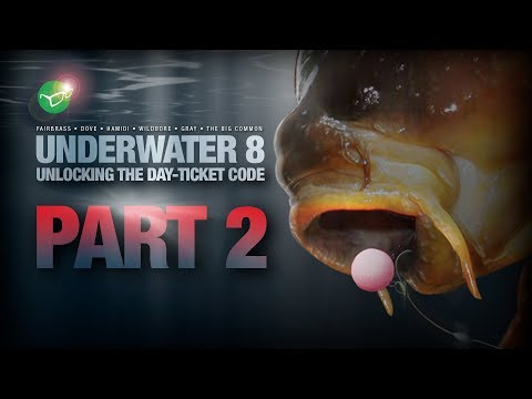 Korda Underwater 8 FULL DVD Part 2   Carp Fishing