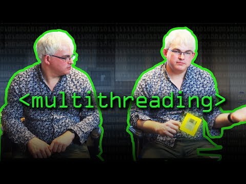 Multithreading Code – Computerphile