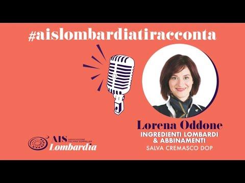 #aislombardiatiracconta - Ingredienti lombardi & Abbinamenti - Salva Cremasco DOP