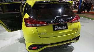 In Depth Toyota Yaris TRD Sportivo Facelift CVT 2018 #IIMS2018 - Indonesia