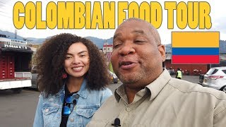 Is Colombian Food Good?  Colombian Food Tour - Eating Traditional Fruit In Colombia