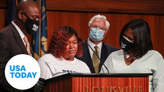 Breonna Taylor's family gets historic $12M settlement, Louisville police reform | USA TODAY