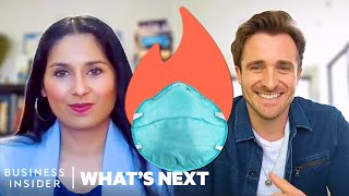 Pandemic Dating, According To An Anthropologist, Pathogen Expert, And Love-Life Coach | What's Next