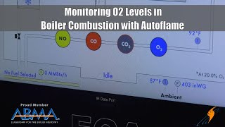 Monitoring O2 Levels in Boiler Combustion with Autoflame - Boiling Point