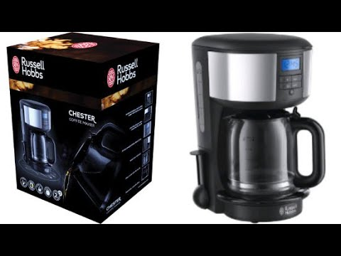Cafetiera Russell Hobbs Chester