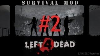 Counter Strike 1.6 : Left 4 Dead Survival Mod - Test 2
