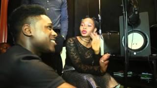 Yemi Alade & Jeff's Studio Session | MTN Project Fame Season 8.0
