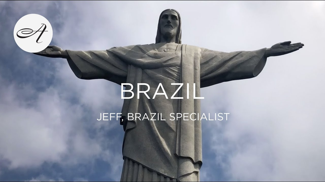 My travels in Brazil