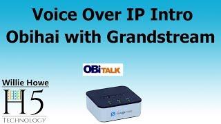 VoIP with Obihai OBi200 and Grandstream!