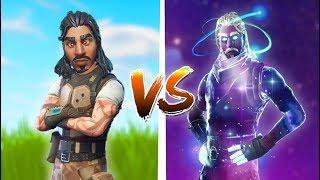 1 IQ PLAYER vs 1000 IQ PLAYER in Fortnite Battle Royale