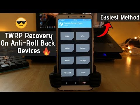 Install TWRP/RedWolf Recovery on ANY Anti-Roll Back Xiaomi