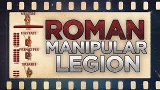Roman Manipular - Polybian Legion and Triplex Acies