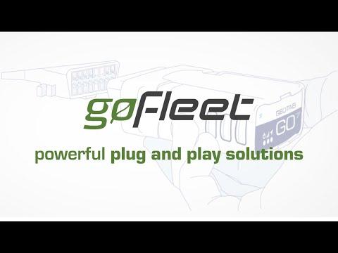 Powerful Plug & Play GPS Fleet Management Solutions From GoFleet