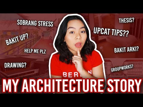 Life of an architecture student explained   bakit up  bakit arki   philippines
