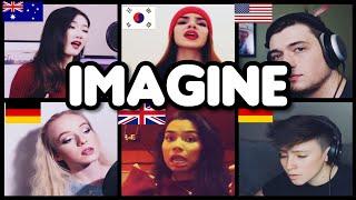 Who Sang It Better : Imagine ( Australia, US, S.korea, France, UK, Germany) Ariana grande