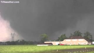 Horrific EF-5 Moore, Oklahoma tornado:  May 20, 2013