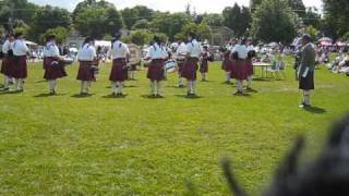preview picture of video 'Scarborough Pipes & Drums'