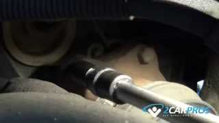 CV Axle Replacement