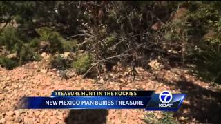 Forrest Fenn Poem to find the treasure Video