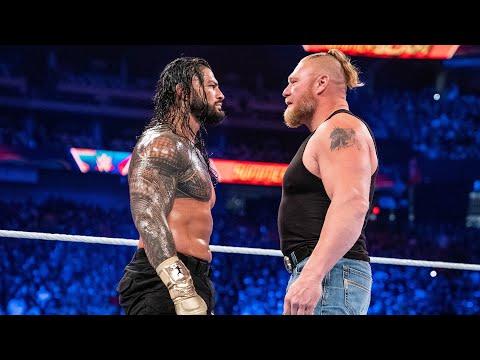 Roman Reigns vs. Brock Lesnar– Road to WWE Crown Jewel: WWE Playlist