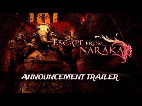 Escape from Naraka - Announcement Trailer de Escape from Naraka