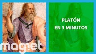 Te explicamos Platón en 3 minutos