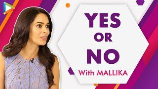 YES OR NO? Feat. Mallika Sherawat | Fight With Director | Paranormal Experience | Booo Sabki Phategi