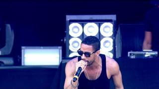 Ryan Leslie - 'One Lonely Heart' World Premiere (Live in Switzerland)