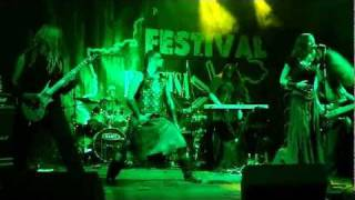 Battlelore - Kielo (Instrumental) + Fangorn (live at Metal Crowd Fest 2011, Rechitsa, 13.08.11)