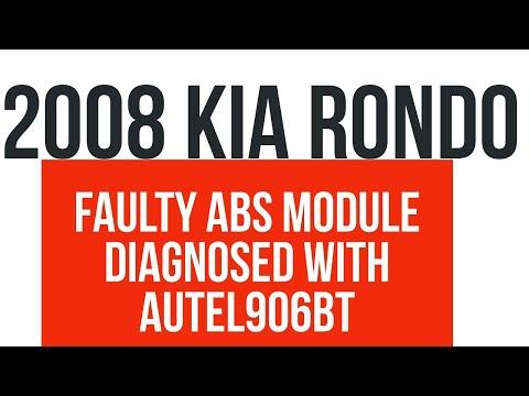 "2008 Kia Rondo ""Wheels locking up"""