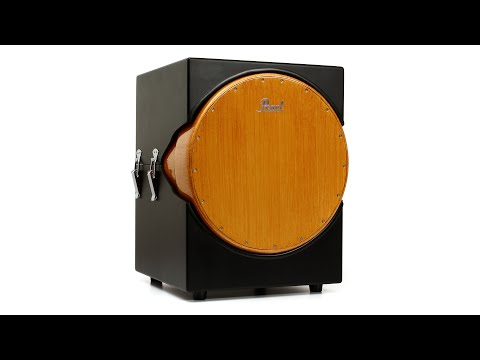 Pearl Inner Circle Multi Drum Cajon Review by Sweetwater Sound