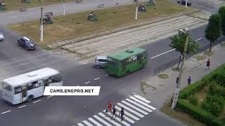 ДТП на Аношкина/Свободы - 06.06.18