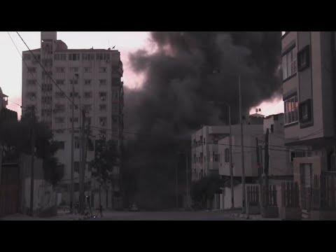 Israel e milícias de Gaza entram em imprevisível espiral de violência