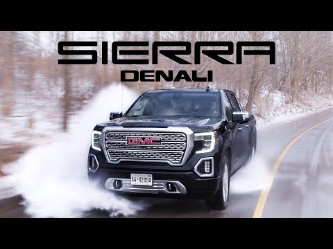 2019 GMC Sierra 1500 Denali Review