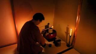 Japanese Tea Ceremony 茶の湯 静寂を楽しむ