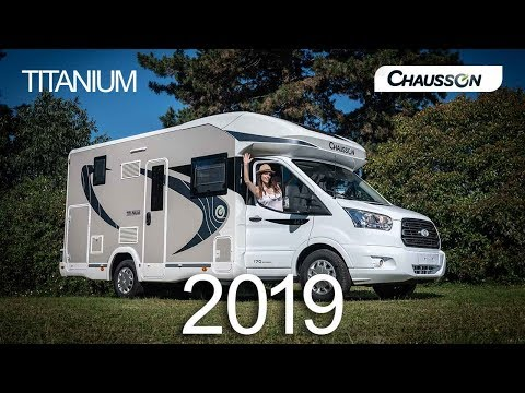 VIDEO Titanium 627GA 2019