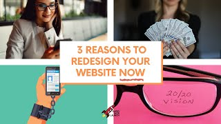 Why You Should Redesign Your Website for 2020