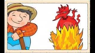 Cuento: El labrador y el diablo