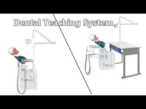 Installation of Dental Teaching System