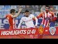 Resumen de Real Zaragoza vs CD Lugo (2-0)