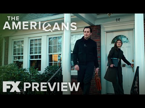 The Americans Season 5 (Teaser 'Formation')